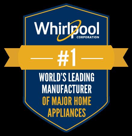 Media hub logos whirlpool corporation for European appliance brands