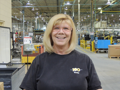 Whirlpool has provided my family great opportunities for over 20 years. I have been supported professionally and personally by the Tulsa plant and Whirlpool.