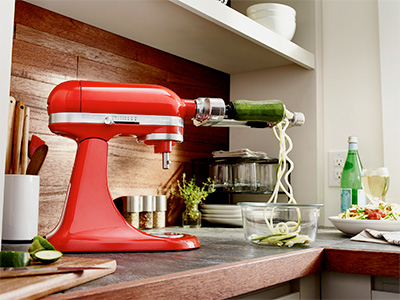 New Kitchenaid® Stand Mixer: Small Yet Mighty | Whirlpool Corporation