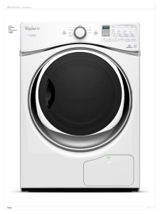 Whirlpool Corporation Heat Pump Dryer